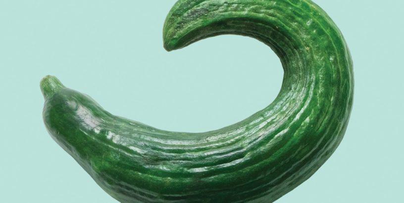 Wonky cucumber